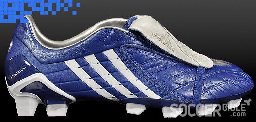 buy online d4a69 7b4f4 Power Football Boots - adidas Predator PowerSwerve True Blue White 02 06 09