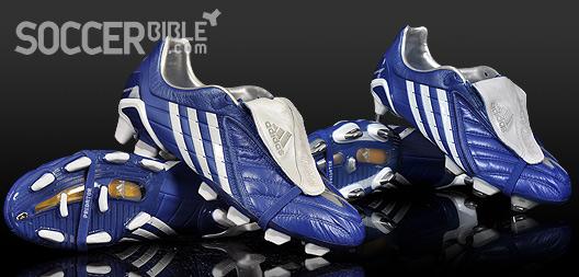 the latest fd4f6 1dee9 Power Football Boots - adidas Predator PowerSwerve True Blue White 02 06 09  - SoccerBible.