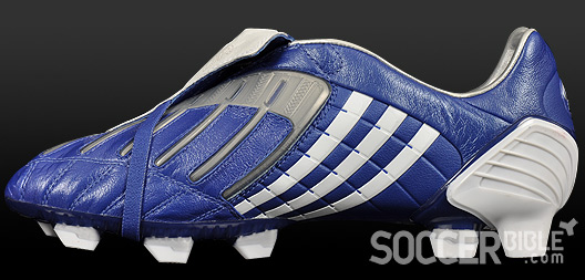 the best attitude 076ec 96d9c Another advancement of the adidas Predator PowerSwerve series is the  PowerPulse chamber, giving additional power to every pass and shot as the  tungsten ...