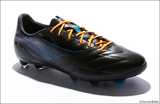 adidas f50 leather black blue