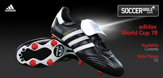 Heritage Football Boots: adidas World Cup 78 310708