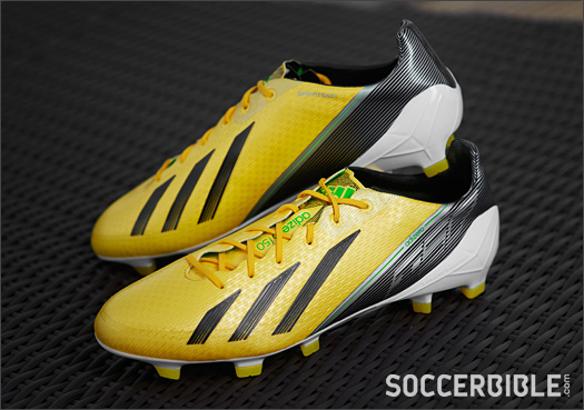 New adidas f50 adizero miCoach Extended Imagery SoccerBible