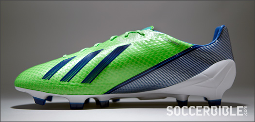 f996dce8d We ve already seen the visual impact of the Yellow Black Green adizero  across Europe and we expect the new Green Zest White Navy colourway to  deliver the ...