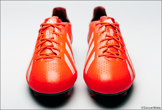 adidas adizero F50 Football Boots InfraredWhiteBlack