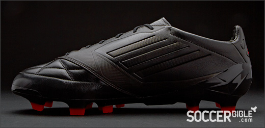 e22079e5d2c1 adidas F50 adizero Football Boots - Black/Black/Infrared - SoccerBible.