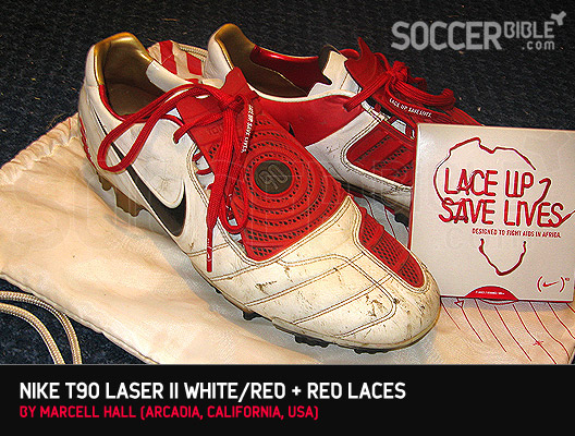 9647467c2163 RED Laces - SoccerBible Global Gallery XIII - SoccerBible.