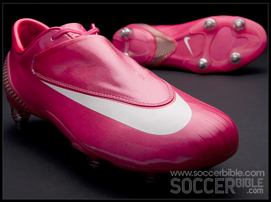 It s been almost two years since the launch of the famous Pink Nike boots c2bba5691b7a