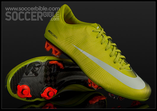 best service 06770 69be3 Nike Mercurial Vapor Superfly II Football Boots - Cactus ...