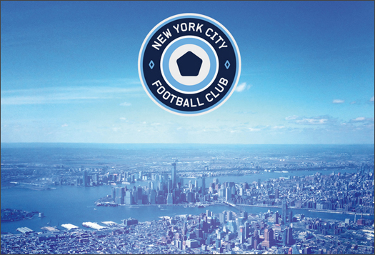 New York Design Agency Work Up Unofficial NYC FC Branding - SoccerBible