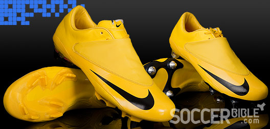 promo code 7a588 72804 It s an all new colourway for the latest addition to Nike s Mercurial  range, and these bright new Vibrant Yellow Black Gold Vapor V football boots  are ready ...