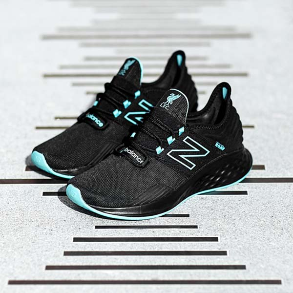 New Balance Launch Special Edition LFC Roav Trainer - SoccerBible