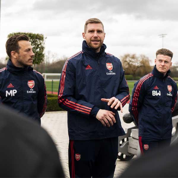 Arsenal Academy Hosts Predator 20