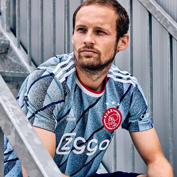 adidas Unveil Ajax 20/21 Away Shirt & Training Collection ...