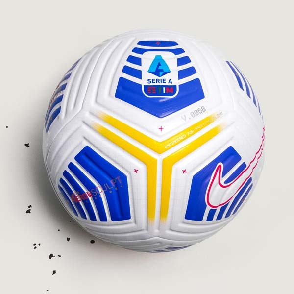 Nike Unveil The Official 20 21 Serie A Match Ball Soccerbible