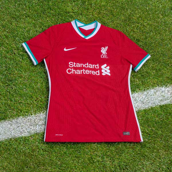nike launch liverpool 20 21 home shirt soccerbible nike launch liverpool 20 21 home shirt