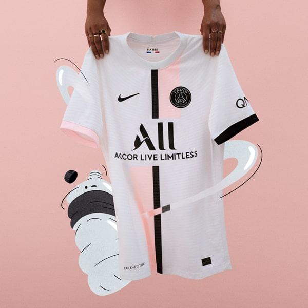 Nike Drop Psg 21 22 Away Shirt Soccerbible