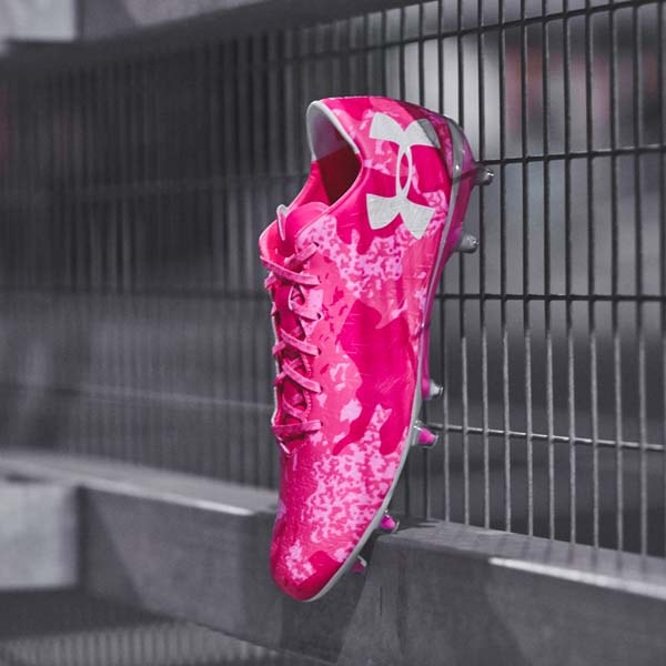 Under Armour Launch Power In Pink