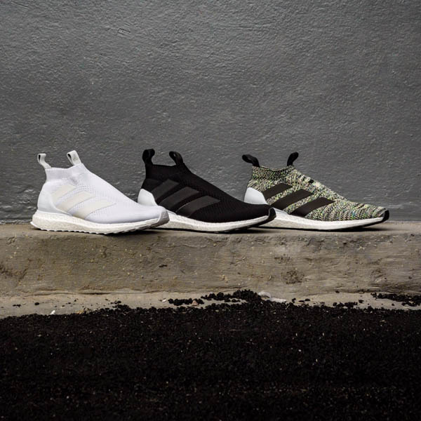 adidas Football Launch ACE 16 UltraBOOST Trio - SoccerBible