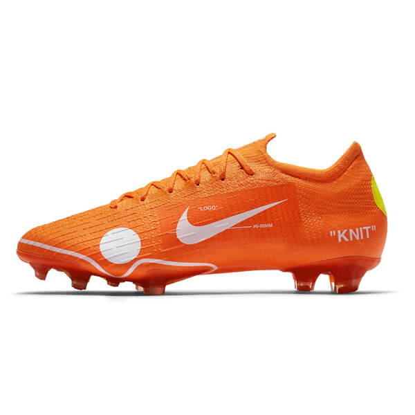 timeless design b2db2 440de First Look At The OFF-WHITE x Nike Mercurial Vapor XII 360 ...