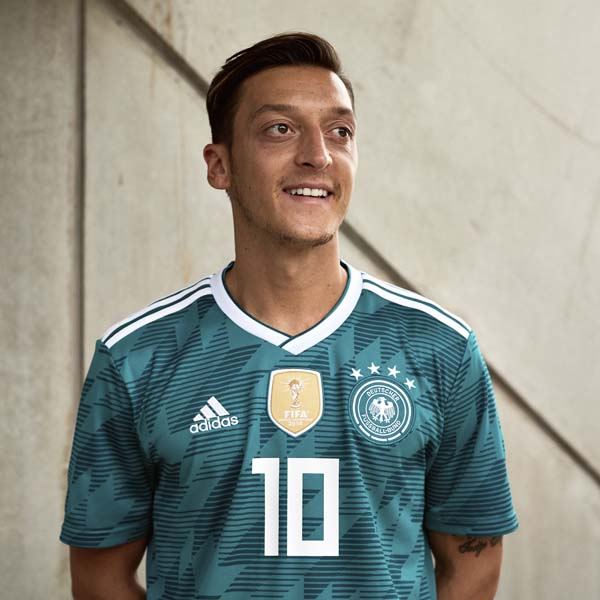 adidas Launch The Germany 2018 World Cup Away Shirt - SoccerBible