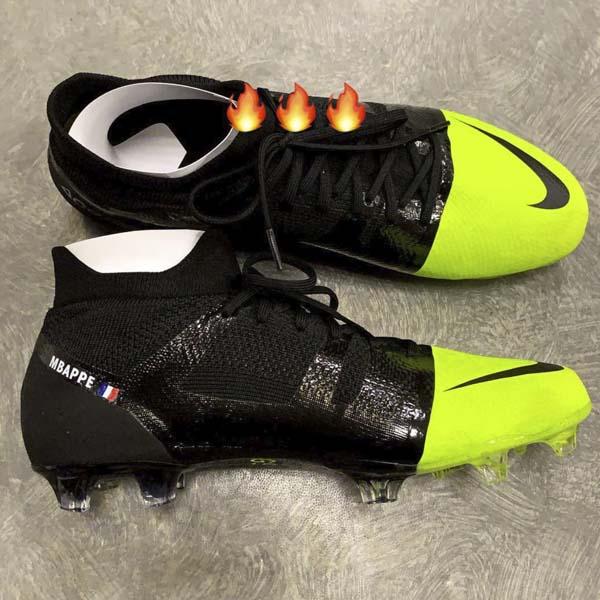 Kylian Mbappe Teases Upcoming Nike GS