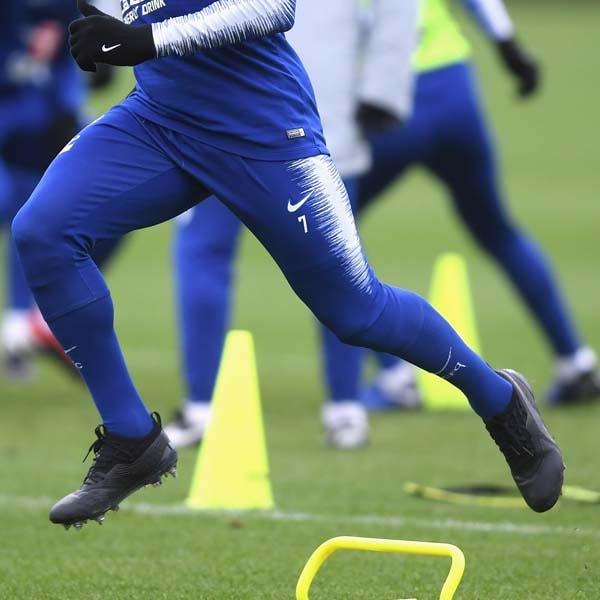 N'Golo Kanté Trains in Next-Gen PUMA ONE Boots - SoccerBible