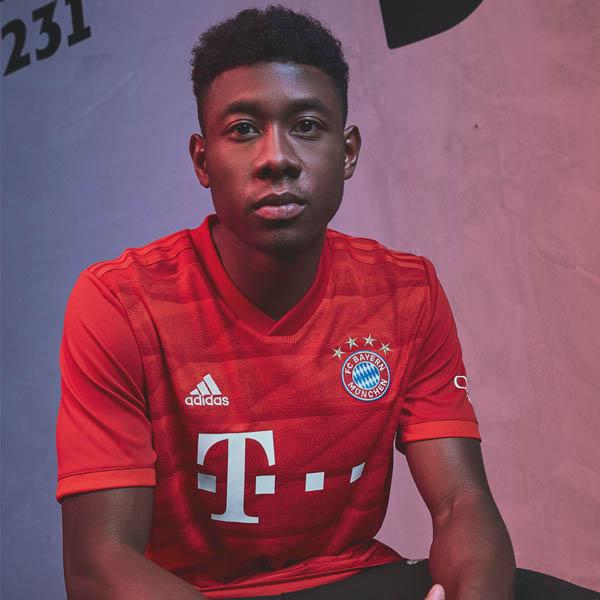 Bayern Munich Home Football Kit