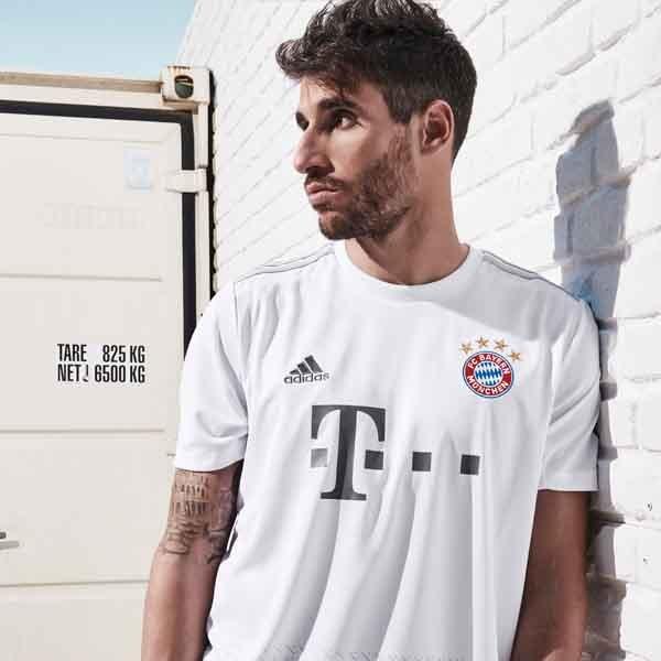 adidas Launch Bayern Munich 2019/20 Away Shirt - SoccerBible
